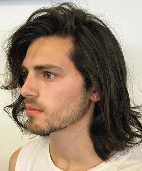 45 Perfect Long Hairstyles 2019 For Men To Look Decent Styles Prime Long Hair Styles Men Shoulder Hair Guy Haircuts Long
