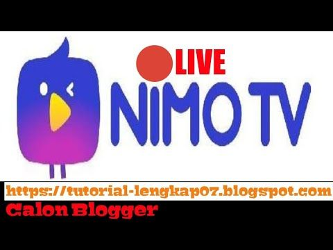 Cara Live Streaming Nimo Tv Mobile Legends Youtube Youtube Video
