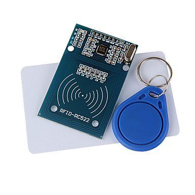 Arduino RC522 RFID Door Unlock: 3 Steps - Instructablescom