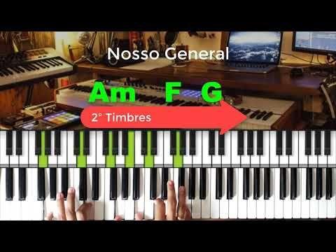 Ideia Por Natalya Nikitina Em Akkordy Em 2020 The Piano Teclado
