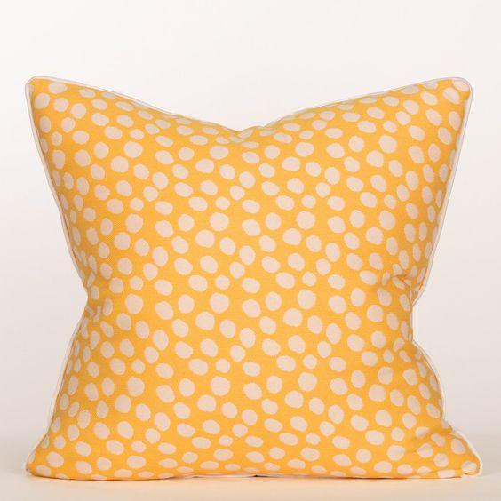 South Beach Collection Sun Splash Pillow / Outdoor