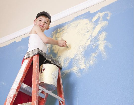 DIY projects - how to fix when they go awry