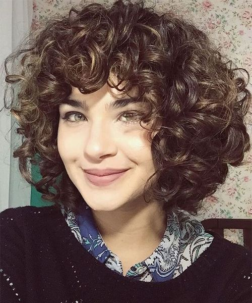 Best Long Curly Hairstyles 2018 To Make You Pretty And