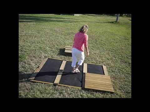 Easy To Build Diy Deck Packages Made Of Components That Fit Together To Cre Check Out Easideck Modular Deck Ki Diy Deck Building A Deck Deck Building Plans