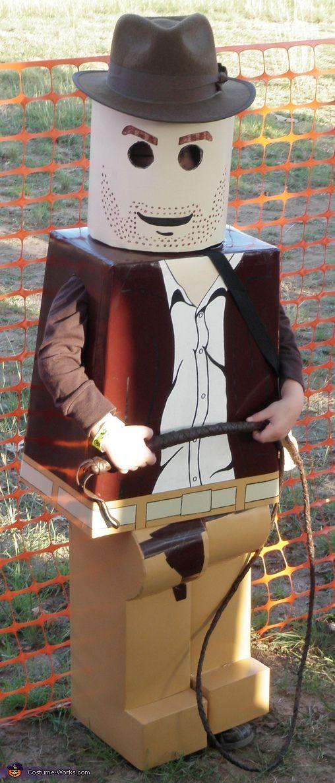 Lego Indiana Jones Costume