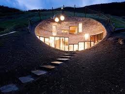underground Swiss cottage.