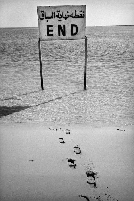 mlsg: adanvc: Saudi Arabia, 1974. by Marc Riboud Last stop