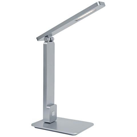 Lite Source Echo Silver Led Desk Lamp 42c46 Lamps Plus Led Desk Lamp Desk Lamp Lamp