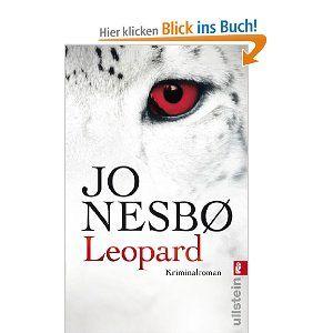 Jo Nesbo- Leopard (Harry Holes achter Fall)