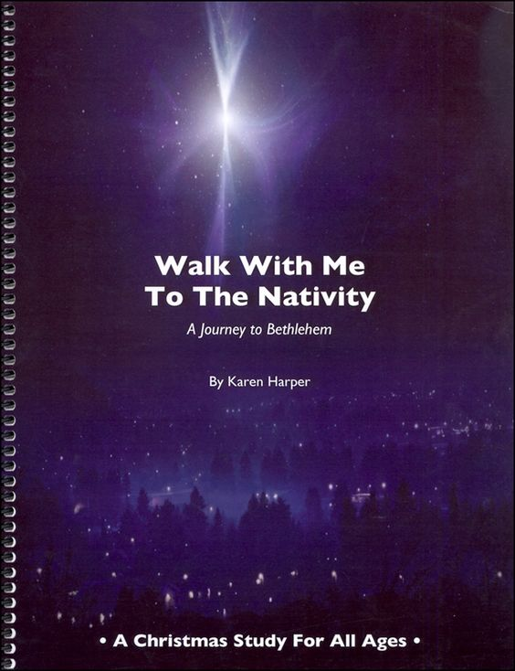 Walk With Me to the Nativity: Journey to Bethlehem | Main photo (Cover)