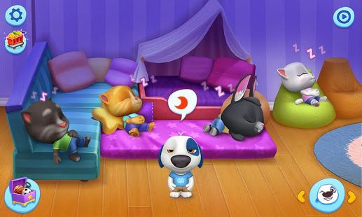 My Talking Tom Friends 1 0 5 1451 Mod Unlimited Money 2 Store4app Co All Apps Download For Android Niños Lugares Fondos De Pantalla