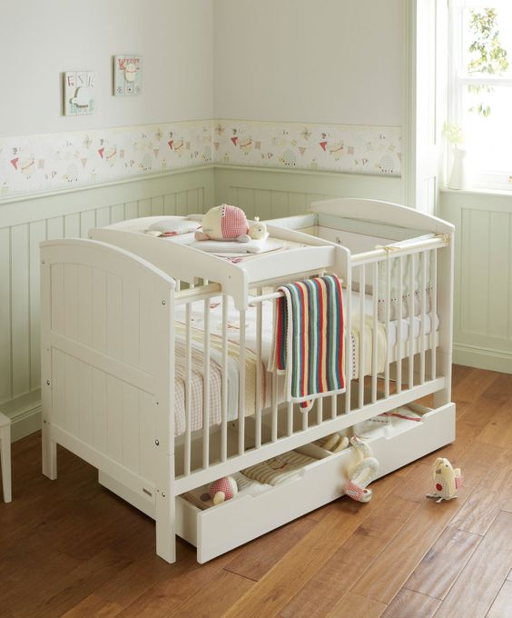 Cots Cribs And Furniture On Pinterest