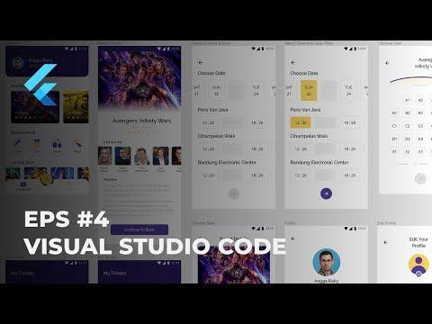 Belajar Flutter Pemula Youtube Belajar Aplikasi