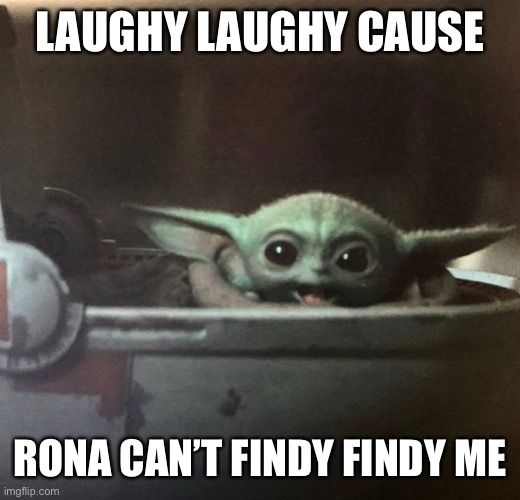 Baby Yoda Happy Yoda Funny Yoda Meme Star Wars Memes Clean
