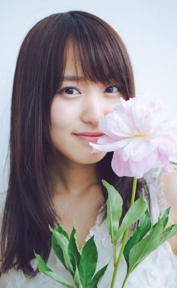 お花と菅井友香