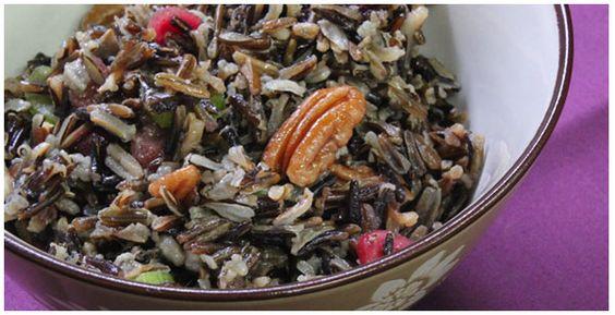 tj wild joe s wild salad prepare prepare rice joe thanksgiving ...