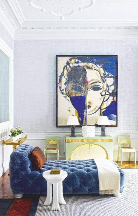 Wohnzimer, Blau and Einrichtungsanregungen on Pinterest