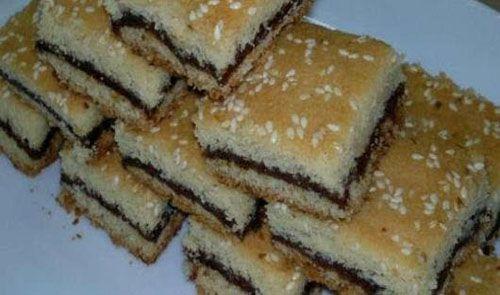 طريقة عمل التمرية الهشة وصفات حلويات شرقية Arabic Dessert Desserts Ingredients Recipes
