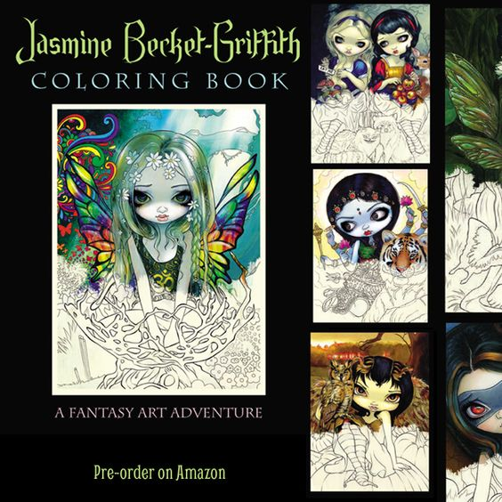 Coloring Books Jasmine And Amazons On Pinterest