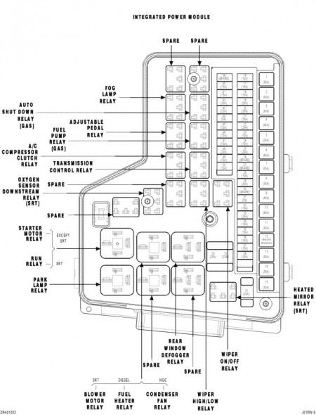 2002 Dodge Ram 1500 Fuse Box Diagram in 2020 | Dodge ram 1500, Ram 1500, Dodge  ramPinterest