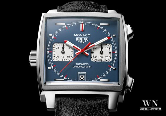 TAG HEUER – Monaco Chronographe Calibre 11