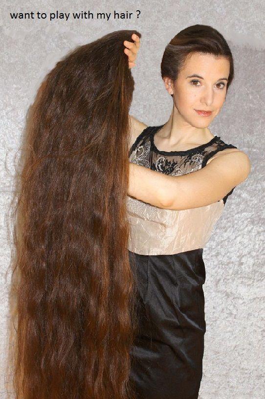 Marianne s gorgeous ilong hair cut offi iHairi Pinterest