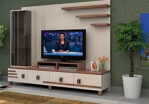 Modern Tv Cabinets Wooden Tv Wall Units Design Ideas 2019
