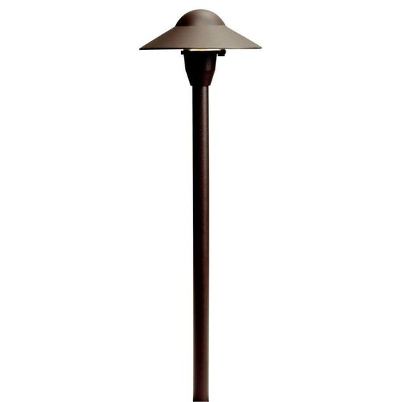 "Kichler, 6"" Dome Path Light"