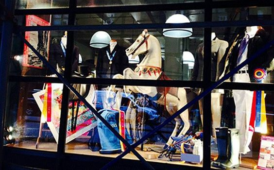 New York State of Mind: Manhattan Saddlery   Manhattan Saddlery Window