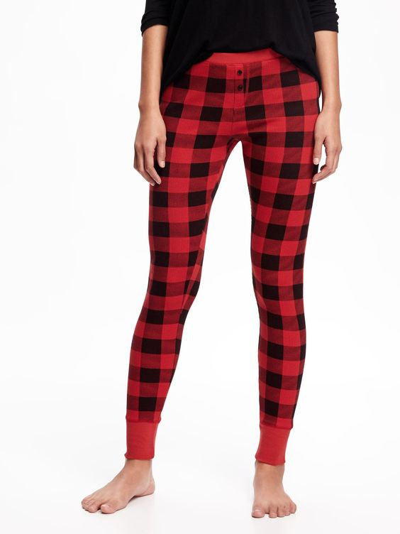 Patterned Waffle-Knit Leggings - OLD NAVY Her Stuff Pinterest Photos an...