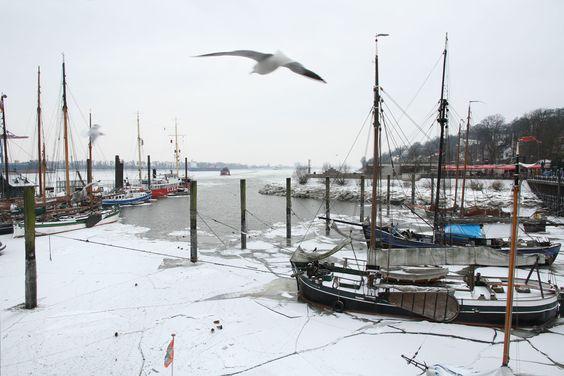 Hamburgs schönste Seiten im Winter