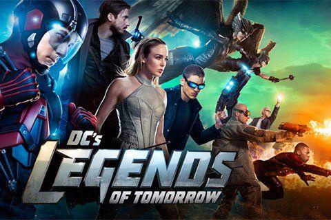 Những Huyền Thoại Của Tương Lai - Legends of Tomorrow (Season 3) (2017)