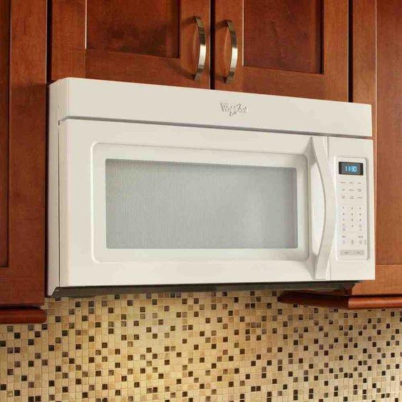 whirlpool under cabinet microwave