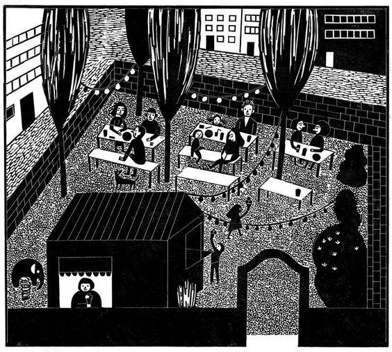 TagNacht - Katrin Stangl - Illustrationen und Bilderbücher