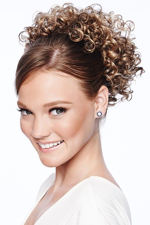 Cheer & Irish Dancer Hair Piece | Hairdo