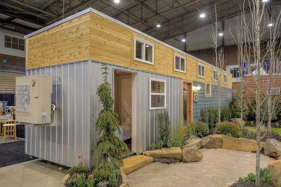 Book series house and design on pinterest for Design your own shipping container home