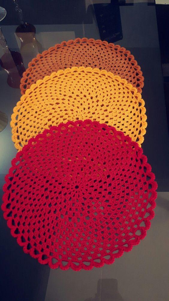 Prácticos individuales - Crochet