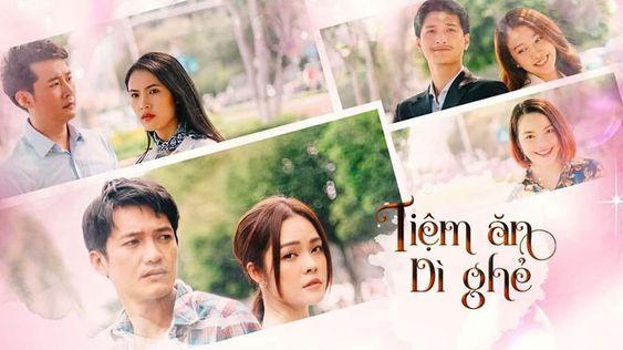 Tiệm Ăn Dì Ghẻ - Phim Việt Hàn