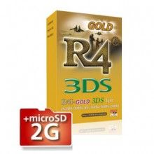 The R4i-Gold 3DS for Nintendo 3DS V4.5, DSi V1.4.5 & DSi XL,DS Lite, DS from www.R4i-Gold.eu called R4i-Gold 3DS .It's a popular and affordable slot-1 flash cart solution that allows you to launch games, run applications and play media directly from the device. Simply place your files onto either a micro SD or SDHC memory card (sold separately), insert the micro SD into your R4i Gold, your cart into your DS, and turn the system on. Playing games and media has never been easier  #R4 Card