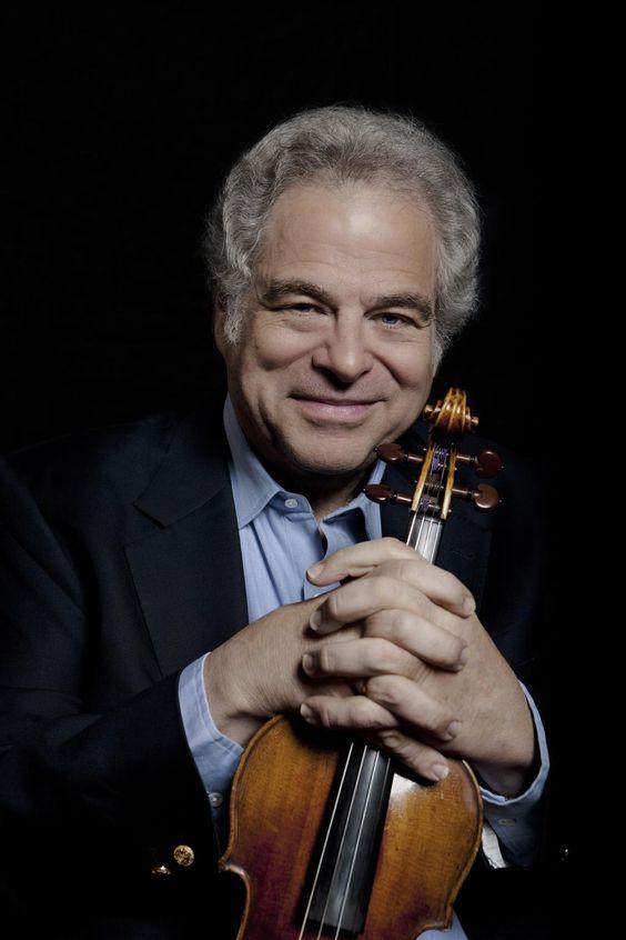 """Parnaso Noticiario on Twitter: """"#UnDíaComoHoy Nace el músico israelí #ItzhakPerlman, uno de los grandes virtuosos del violín de todos los tiempos. http://t.co/jU3w9bcjXV"""""""
