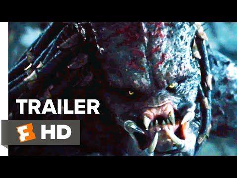 The Predator Final Trailer 2018