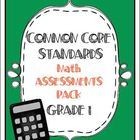 This is going to make your life so much easier! This pack includes colorful posters for every math standard. It also includes assessments that your...