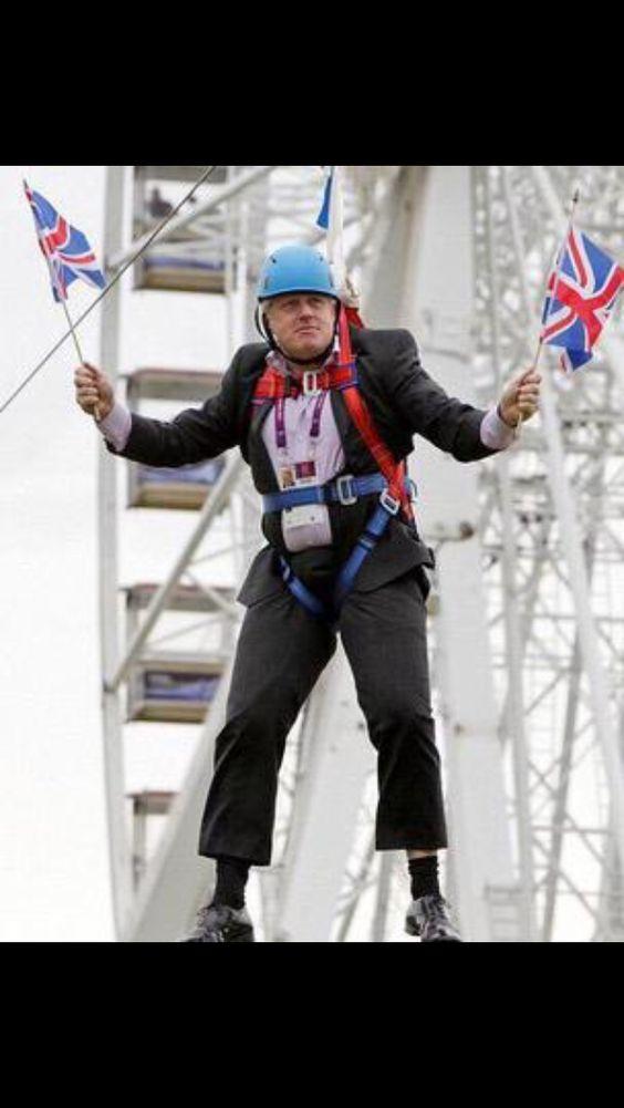 Boris Johnson. That is all.