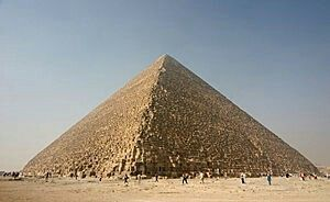Gran Pirámide de Guiza Pirámide de Keops