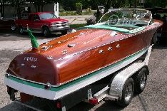 Classic Vintage Antique Wooden Boats for sale brokerage Chis-Craft, Century, Gar Wood, Riva, Hacker, Dunphy, Wagemaker for sale