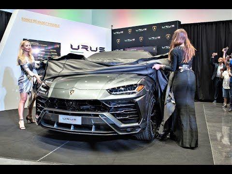 Lamborghini Urus The World S Best Fastest First Super Sport Suv Unveiling At Lamborghini Miami Sport Suv Super Sport Sports