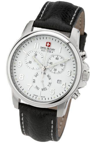 Swiss Military Herrenchronograph 06-4121.04.001 - http://uhr.haus/swiss-military/swiss-military-herrenchronograph-06-4121-04-001