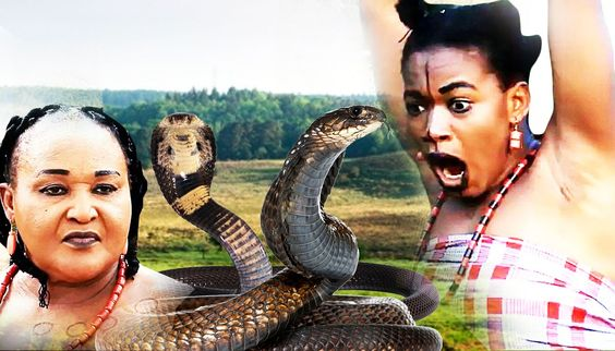 Snake Sister's  - New Nigerian Movies 2016 || Latest Nigerian Movies 2016