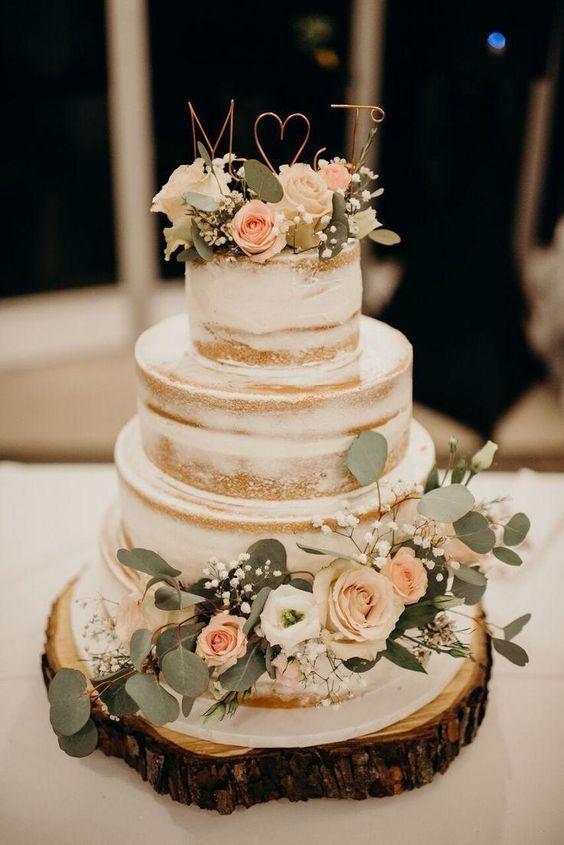 P I N T E R E S T: Krista Oezer - El pastel - #Torta #Krista #Oezer #decoracionesdelaboda #presupuestodecoracionesdeboda #decoracionesdebodadiy