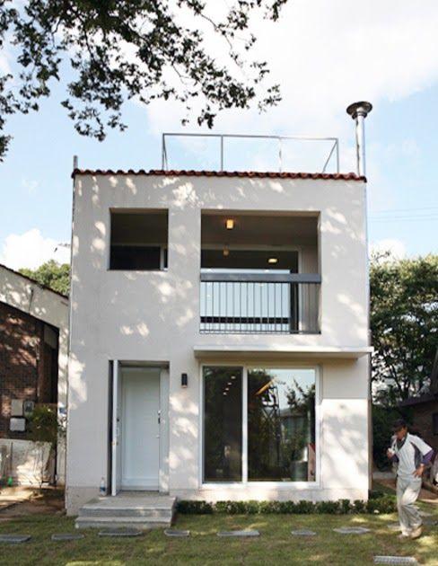 8 Inspirasi Rumah Kecil Ala Drama Korea Dekorasi Rumah Ala Korea Ternyata Mudah Rumah Dan Gaya 20 Desain Interior Di 2020 Desain Eksterior Rumah Rumah Desain Rumah